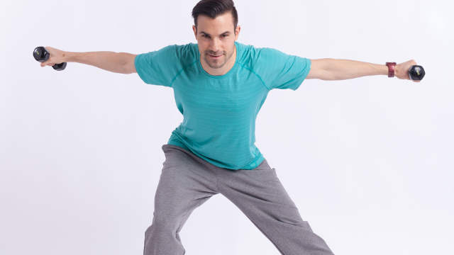 Brustmuskulatur mit Rückenübungen stärken