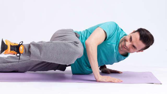 Hüftmuskulatur für den Rücken stärken