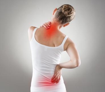 Rückenbeschwerden nach Schmerzphasen eingeteilt