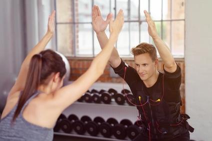 EMS-Training zur Stärkung der Rückenmuskulatur