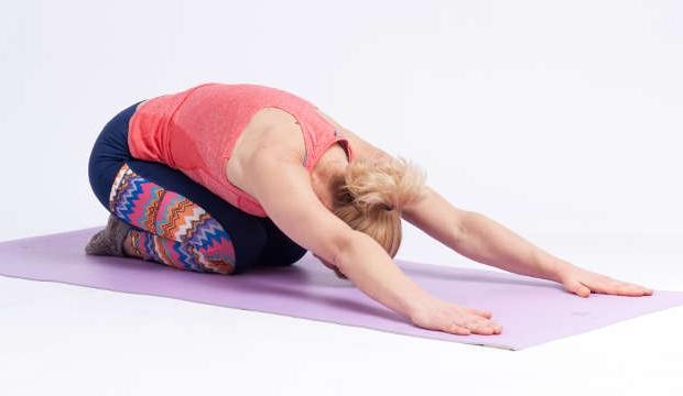 Yoga zur Stärkung und Entspannung des Rückens