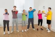 Rückenmuskulatur stärken mit Kettlebell-Training