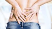 Rückenschmerzen durch das Lendenwirbelsyndrom